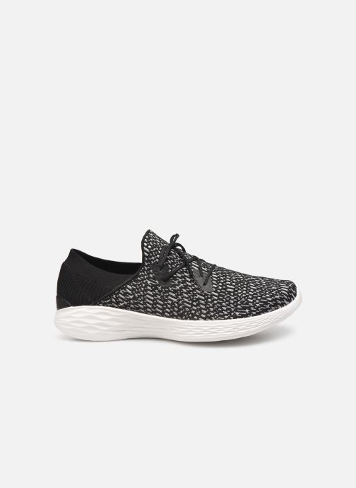 Baskets Skechers You Reveal Noir vue derrière