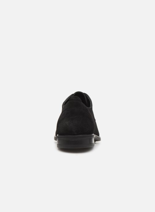 Schnürschuhe I Love Shoes PROSPER LEATHER schwarz ansicht von rechts