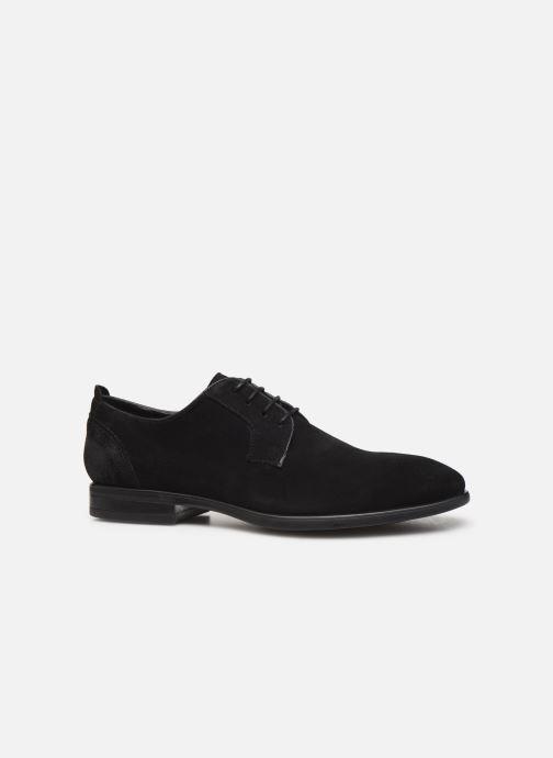 Schnürschuhe I Love Shoes PROSPER LEATHER schwarz ansicht von hinten