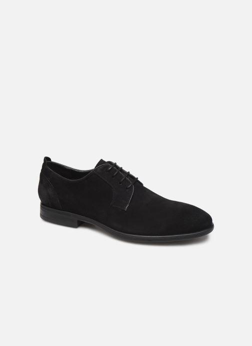 Chaussures à lacets I Love Shoes PROSPER LEATHER Noir vue détail/paire