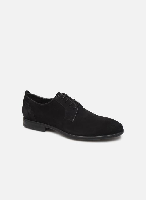 Lace-up shoes I Love Shoes PROSPER LEATHER Black detailed view/ Pair view