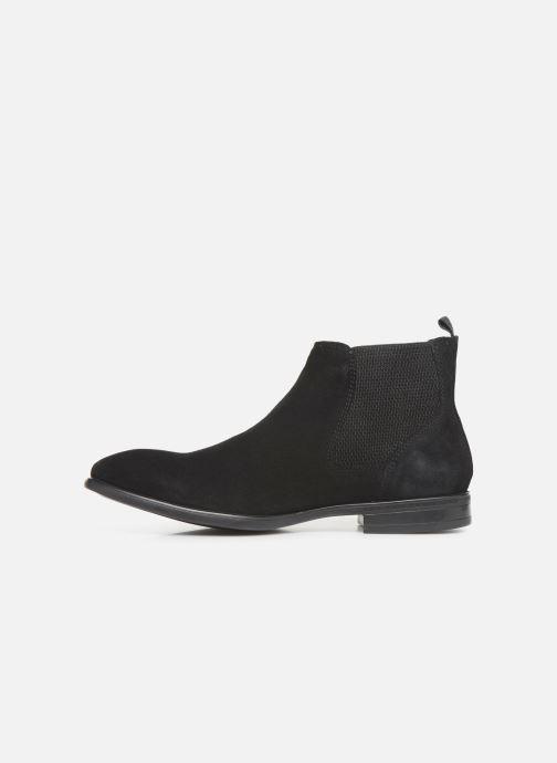 Stiefeletten & Boots I Love Shoes PRESTON LEATHER schwarz ansicht von vorne