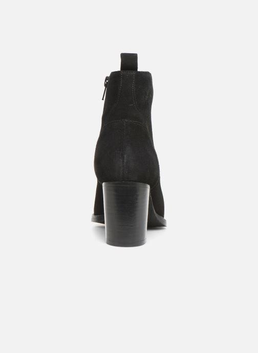 Boots en enkellaarsjes I Love Shoes PRIMROSE LEATHER Zwart rechts
