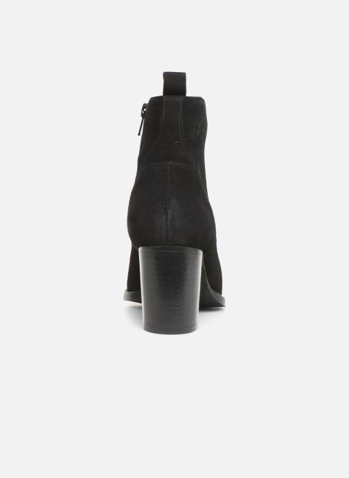 Stivaletti e tronchetti I Love Shoes PRIMROSE LEATHER Nero immagine destra