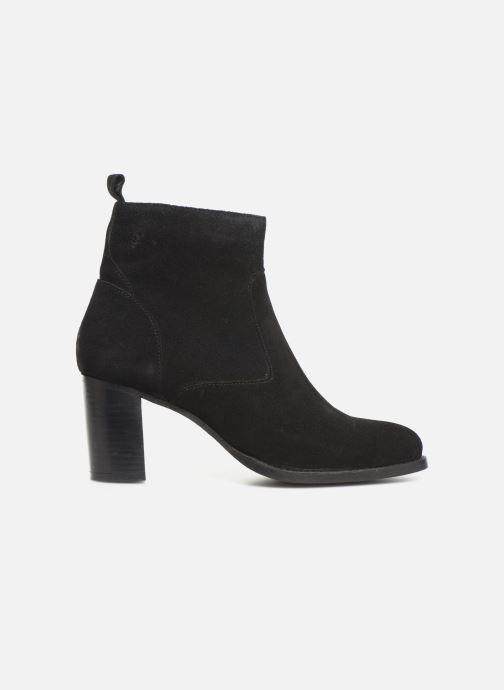 Boots en enkellaarsjes I Love Shoes PRIMROSE LEATHER Zwart achterkant