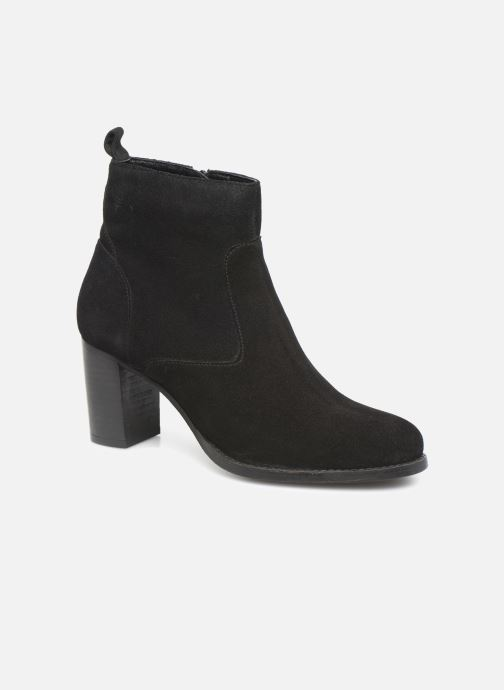 Boots en enkellaarsjes I Love Shoes PRIMROSE LEATHER Zwart detail