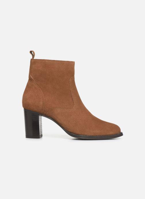 Boots en enkellaarsjes I Love Shoes PRIMROSE LEATHER Bruin achterkant