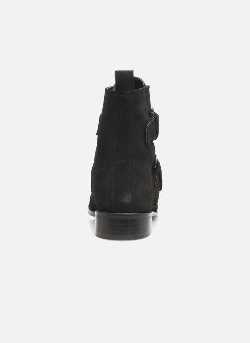 Botines  I Love Shoes PRAISE LEATHER Negro vista lateral derecha