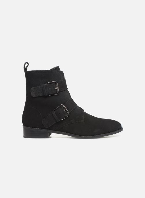 Botines  I Love Shoes PRAISE LEATHER Negro vistra trasera