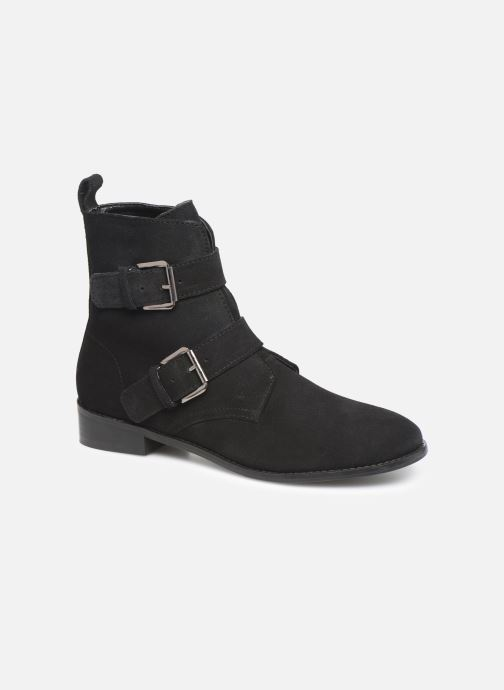 Botines  I Love Shoes PRAISE LEATHER Negro vista de detalle / par