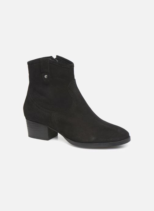 Stivaletti e tronchetti I Love Shoes PRUNEL LEATHER Nero vedi dettaglio/paio