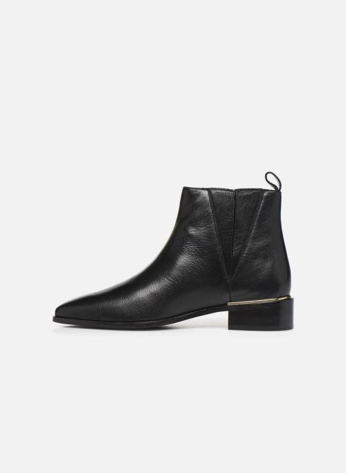 Botines  I Love Shoes PRATTY LEATHER Negro vista de frente