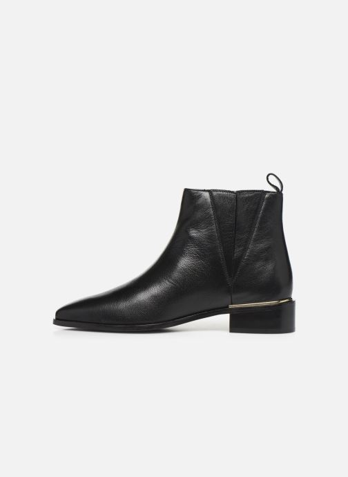 Boots en enkellaarsjes I Love Shoes PRATTY LEATHER Zwart voorkant