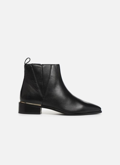 Boots en enkellaarsjes I Love Shoes PRATTY LEATHER Zwart achterkant
