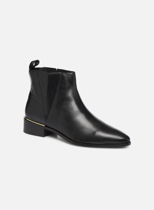Botines  I Love Shoes PRATTY LEATHER Negro vista de detalle / par