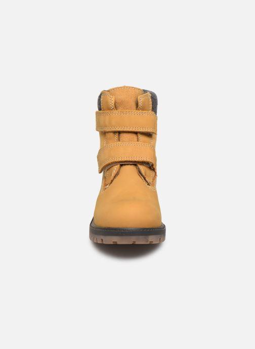Boots & wellies Kamik Takoda V Beige model view