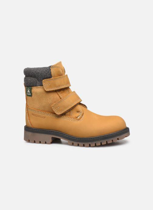 Boots & wellies Kamik Takoda V Beige back view