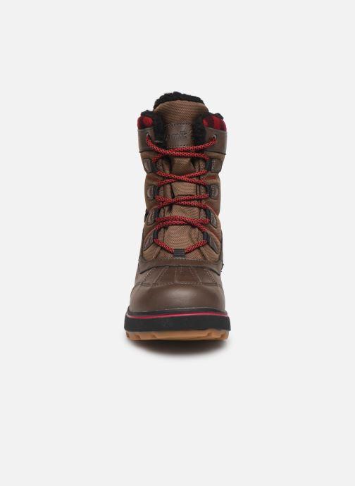 Boots & wellies Kamik Sesame Brown model view