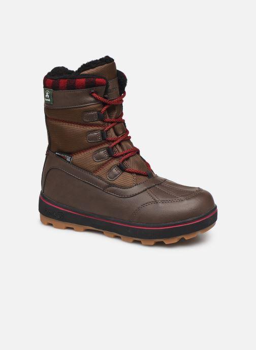 Boots & wellies Kamik Sesame Brown detailed view/ Pair view