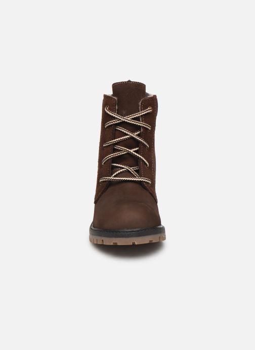 Boots & wellies Kamik Takoda LO 2 Brown model view