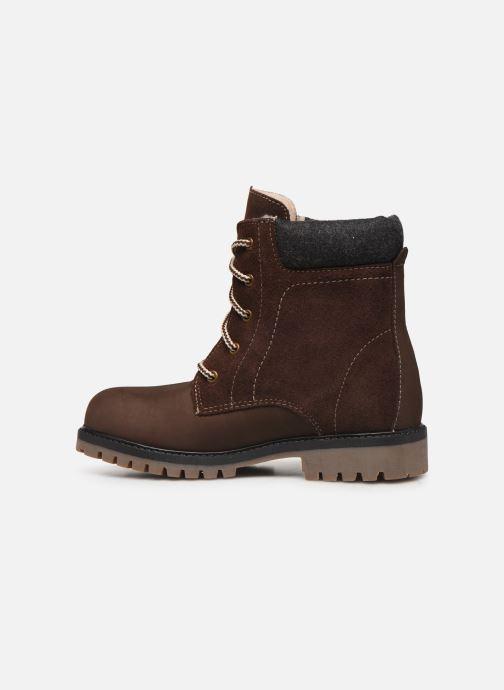 Boots & wellies Kamik Takoda LO 2 Brown front view