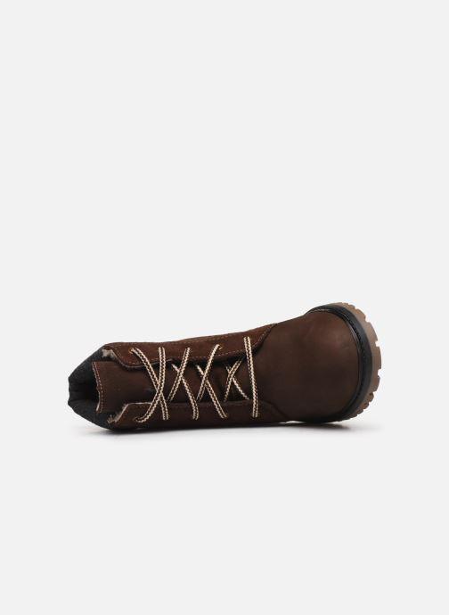 Stiefel Kamik Takoda LO 2 braun ansicht von links