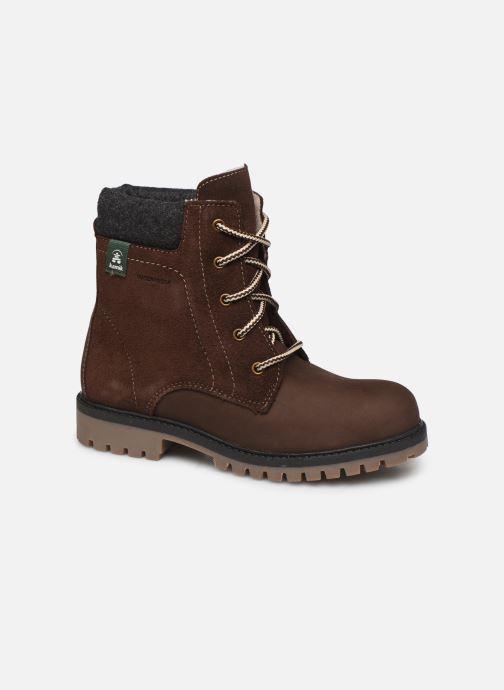 Boots & wellies Kamik Takoda LO 2 Brown detailed view/ Pair view
