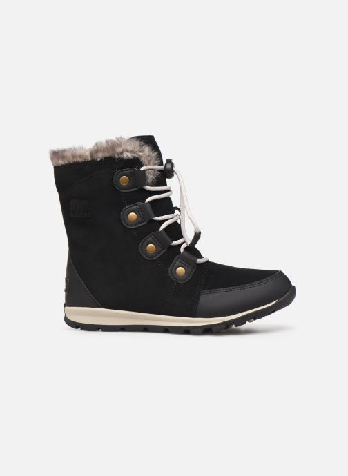 Chaussures de sport Sorel Youth Whitney Suede Noir vue derrière