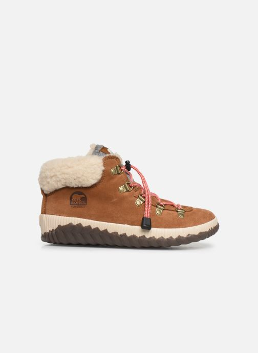 Botines  Sorel Youth Out N About Conquest Marrón vistra trasera