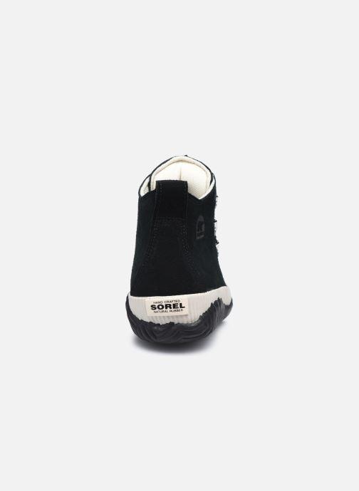 Stiefeletten & Boots Sorel Youth Out N About Conquest schwarz ansicht von rechts