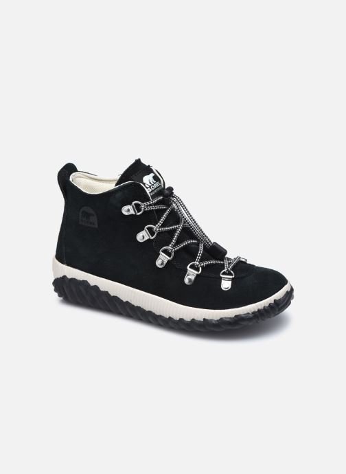Stiefeletten & Boots Sorel Youth Out N About Conquest schwarz detaillierte ansicht/modell