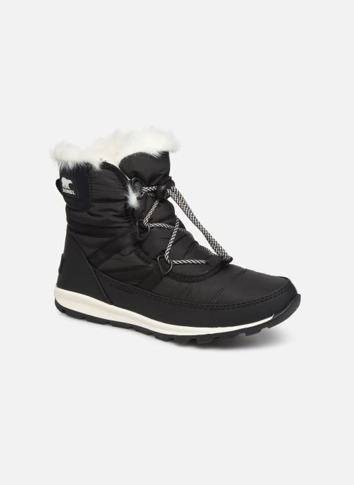 Sport shoes Sorel Youth Whitney Short Lace Black detailed view/ Pair view