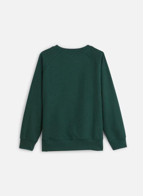 Vêtements A Monday In Copenhagen  Ludvig Sweat Vert vue bas / vue portée sac