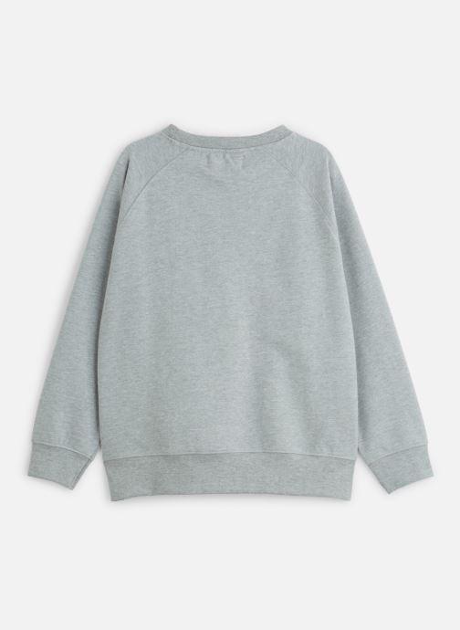 Vêtements A Monday In Copenhagen  Ludvig Sweat Gris vue bas / vue portée sac