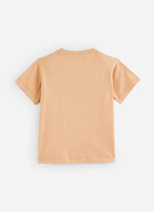 Vêtements A Monday In Copenhagen  CPH T-shirt Beige vue bas / vue portée sac