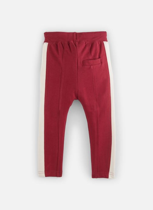 Vêtements A Monday In Copenhagen  Marius Pants Bordeaux vue bas / vue portée sac