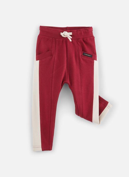 Vêtements A Monday In Copenhagen  Marius Pants Bordeaux vue détail/paire