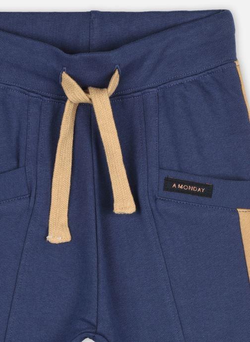 Vêtements A Monday In Copenhagen  Marius Pants Bleu vue face