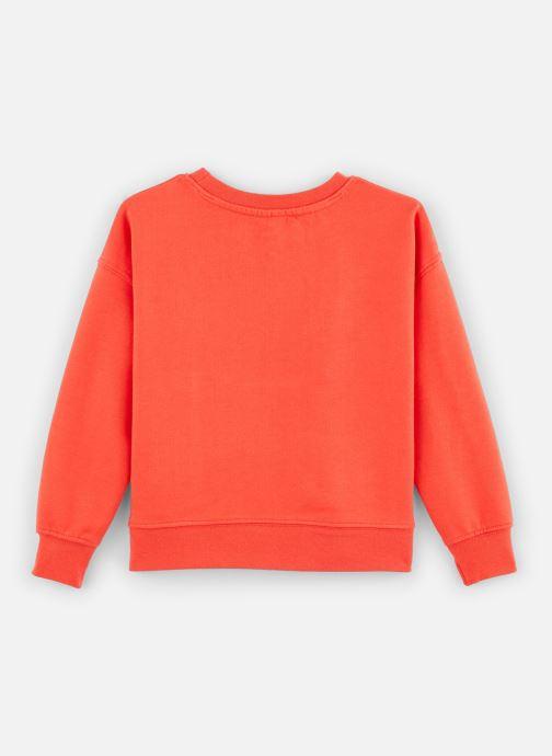 Vêtements A Monday In Copenhagen  Lily Sweat Rouge vue bas / vue portée sac