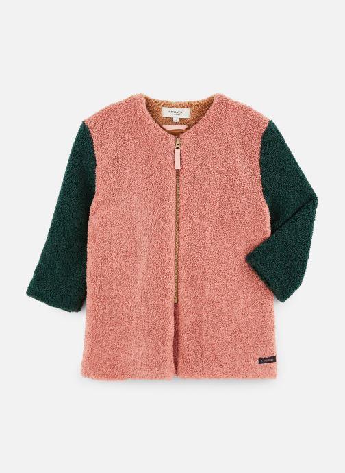 Vêtements A Monday In Copenhagen  Viola Jacket Rose vue détail/paire