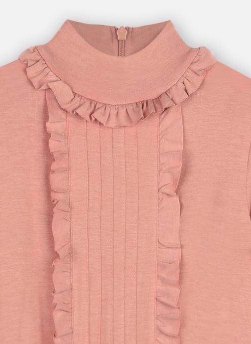 Vêtements A Monday In Copenhagen  Stella Blouse Rose vue face