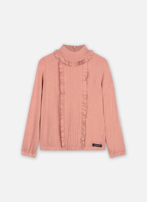 Kleding A Monday In Copenhagen  Stella Blouse Roze detail