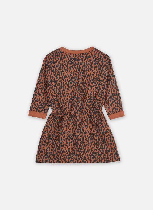 Vêtements A Monday In Copenhagen  Camille Dress Marron vue portées chaussures