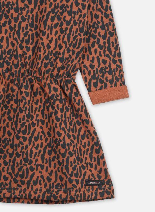 Vêtements A Monday In Copenhagen  Camille Dress Marron vue face