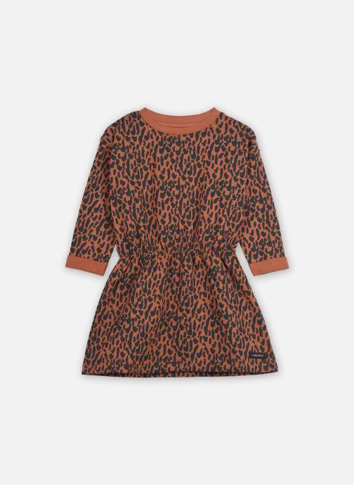 Vêtements A Monday In Copenhagen  Camille Dress Marron vue détail/paire