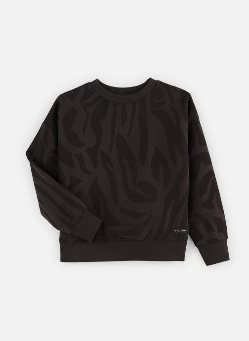 Vêtements A Monday In Copenhagen  Louis Sweat Gris vue détail/paire