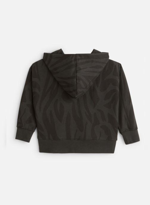 Vêtements A Monday In Copenhagen  Freddie Hoodie Gris vue bas / vue portée sac