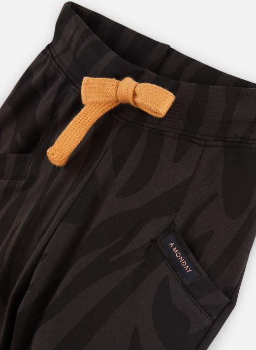 Vêtements A Monday In Copenhagen  Billie Pants Gris vue portées chaussures
