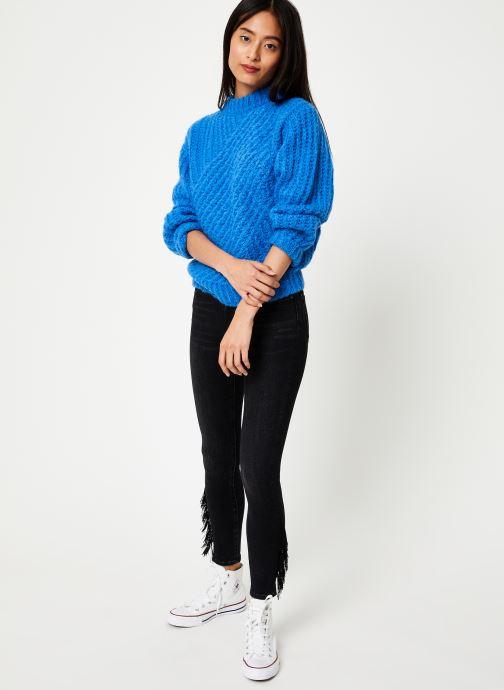 Vêtements CKS Women KAMIANSKE Bleu vue bas / vue portée sac