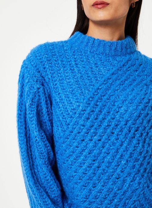 Vêtements CKS Women KAMIANSKE Bleu vue face
